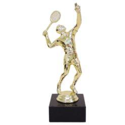 Agalmatidio plastiko tennis male